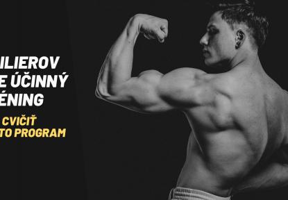 5 Pilierov pre účinný tréning (Ako cvičiť pre budovanie svalstva redukciu tuku?)